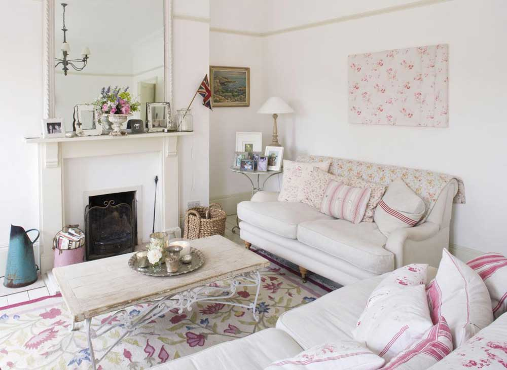 Shabby-Chic-Living-Room-Interior-Decoration-Ideas