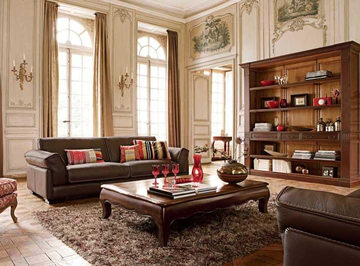 Оформление гостиных в классическом стиле. Фото примеры классических гостиных