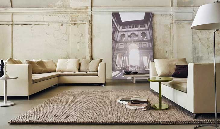minimalist-urban-loft-living-room-with-cream-sofas-and-light-brown-rugs-london-979