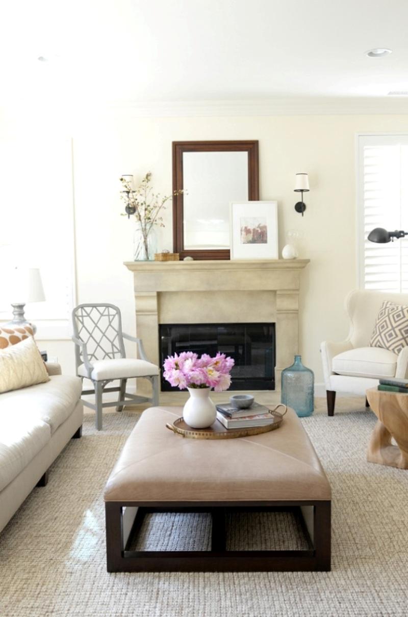 Оформляем маленькую гостиную: цветовые и стилистические решения. Свежие идеи