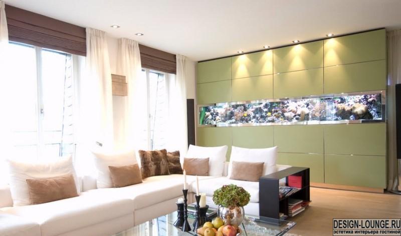 Дизайн потолков из гипсокартона для маленькой комнаты