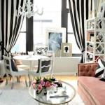 Актуальный дизайн небольшой гостиной