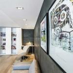 Дизайн гостиной (зала) 18 кв