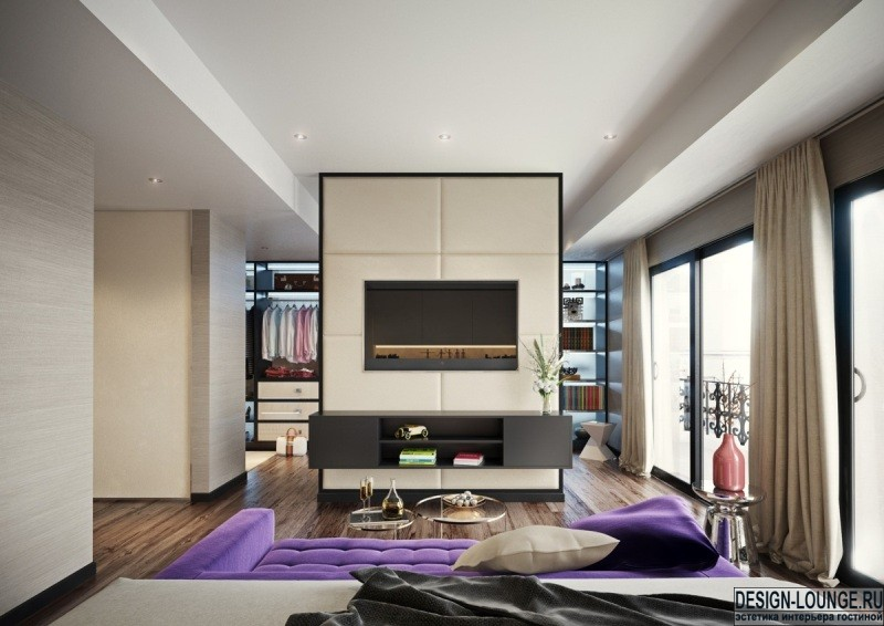 for Chambre a coucher avec dressing